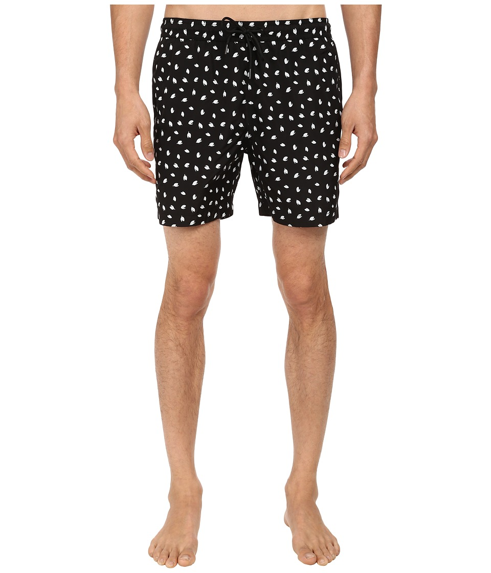 Theory - Cosmos Gladi Swim (Black) Men's Swimwear