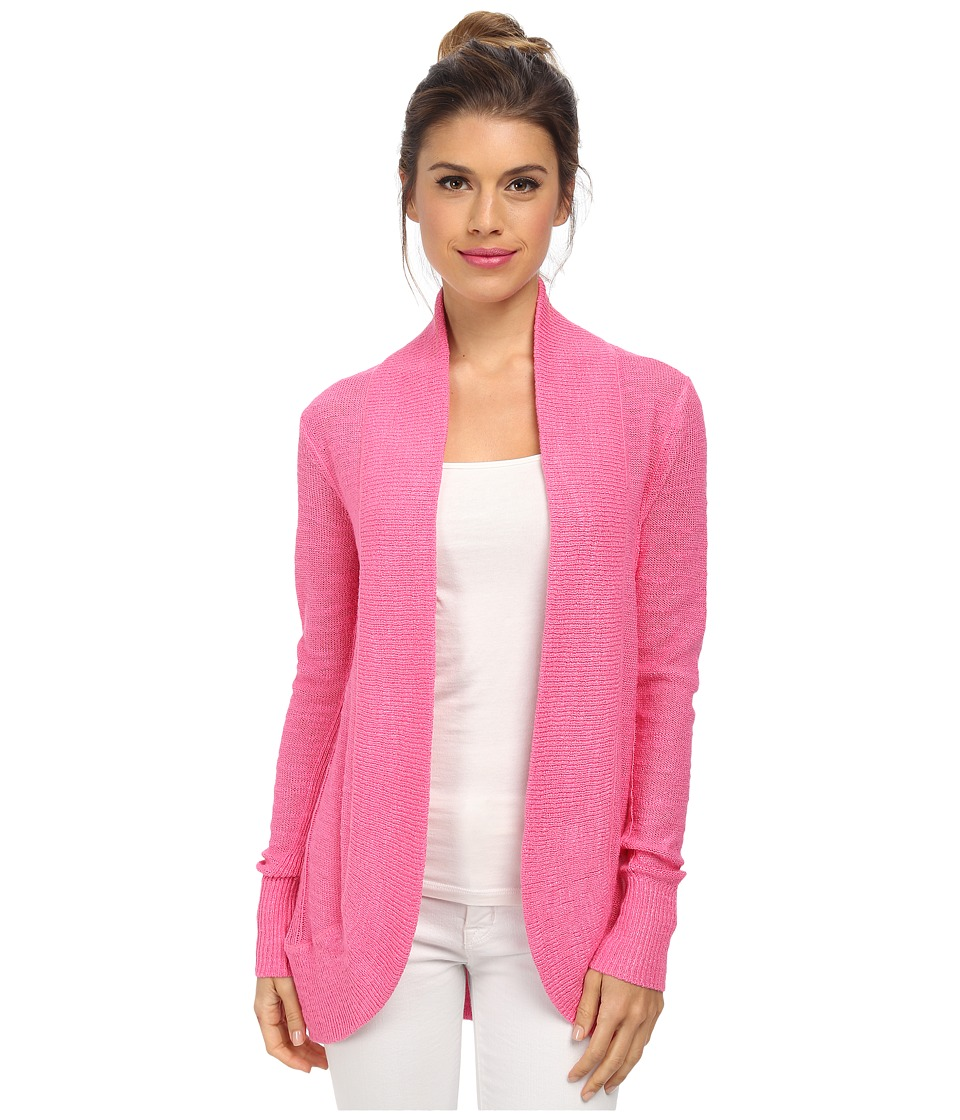 Lilly Pulitzer - Amalie Cardigan (Hotty Pink) Women's Sweater
