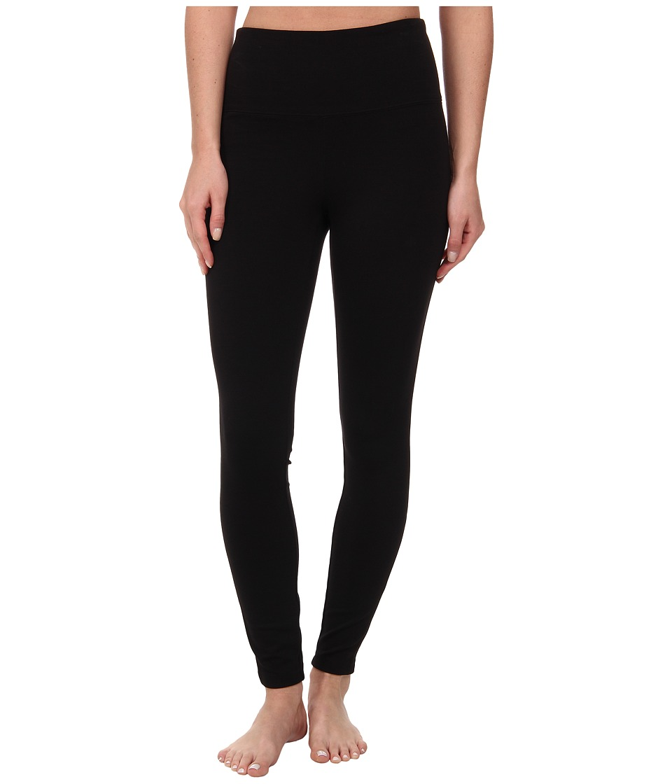 HUE - Ponte Shaper (Black) Women's Casual Pants
