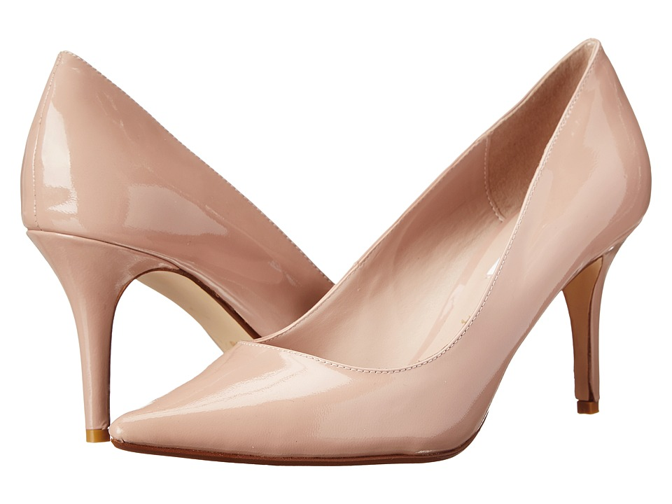 Dune London - Alina (Nude Patent) High Heels