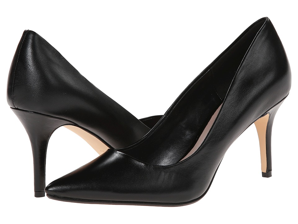 Dune London - Alina (Black Leather) High Heels