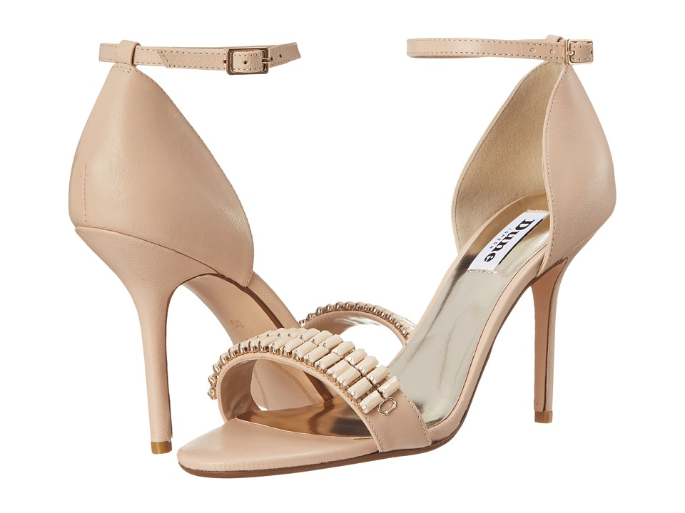 Dune London Helenat (Nude Leather) High Heels