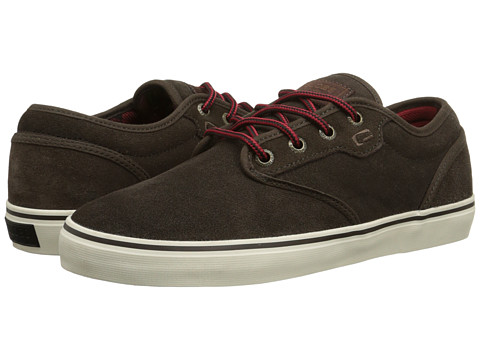 Globe - Motley (Dark Brown) Men's Skate Shoes