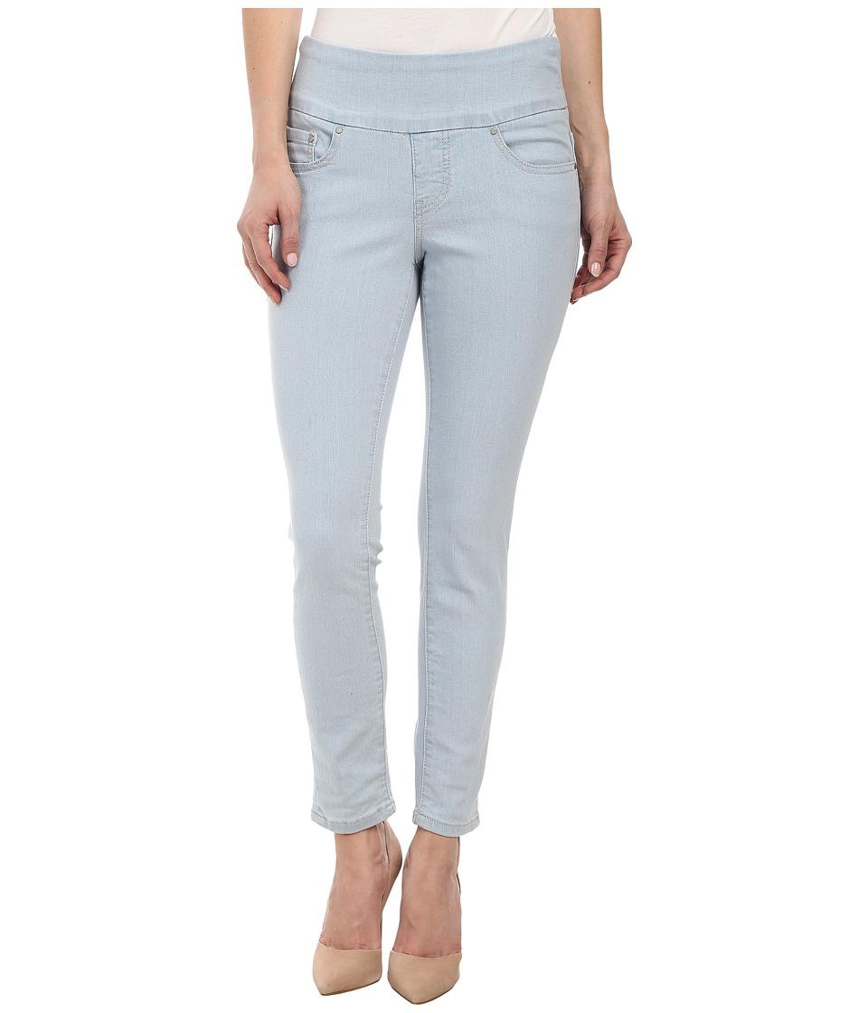 Jag Jeans Petite - Petite Amelia Slim Ankle in Misty Blue (Misty Blue) Women's Jeans