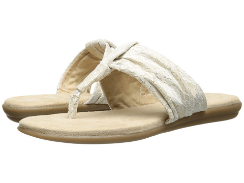 Aerosoles - Chlairvoyant (Cream Fabric) Women's Sandals