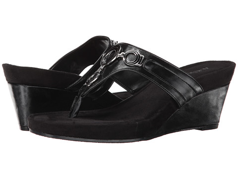 Aerosoles - Flashlight (Black) Women's Wedge Shoes