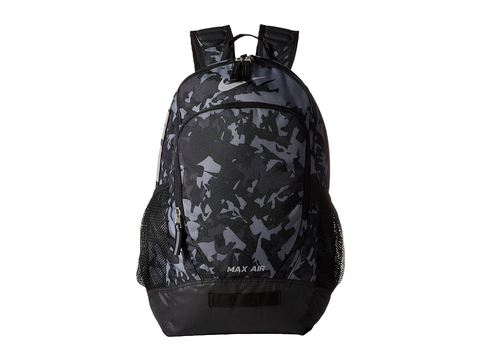 Nike - Team Training Max Air Large (Anthracite/Black/Metallic Silver) Backpack Bags