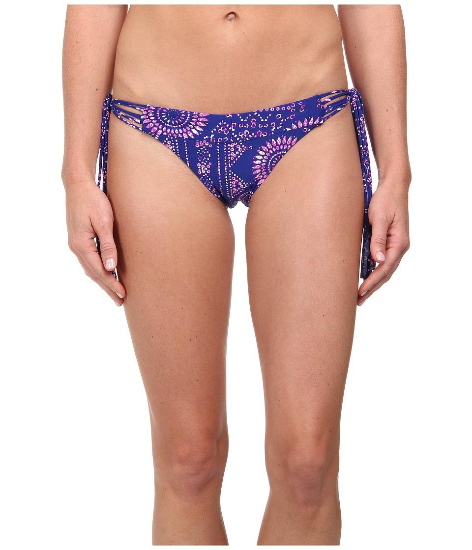 O'Neill - Moxie Tie Side (Cobalt) Women's Swimwear