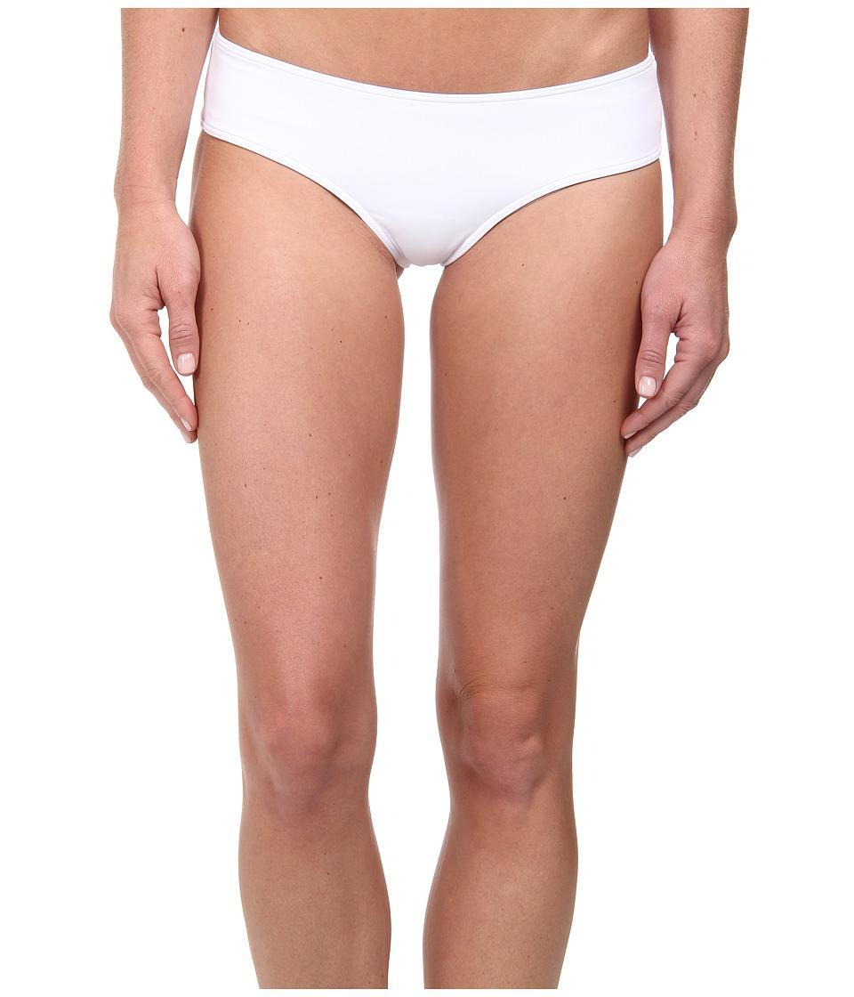 O'Neill - Alani Hipster (White) Women's Swimwear