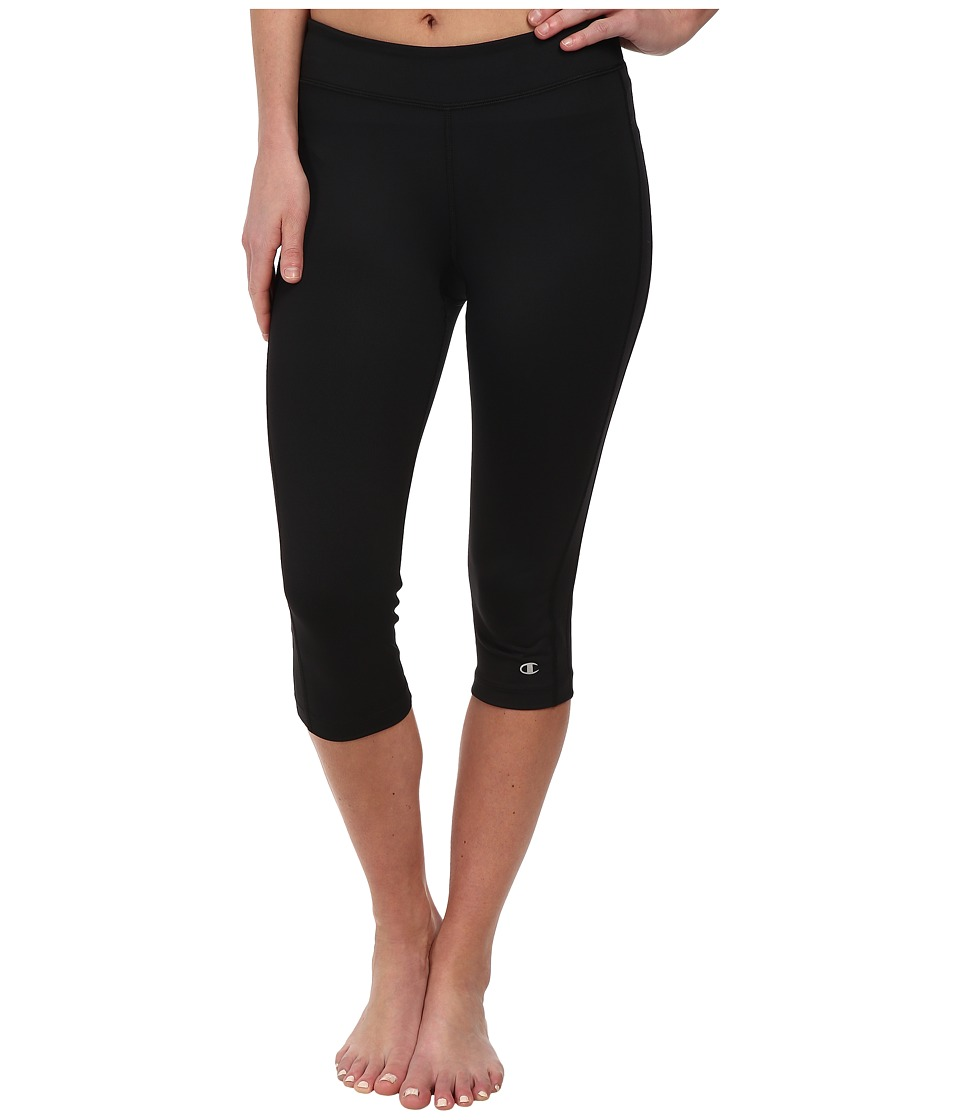 Champion - Absolute Knee Tight (Black) Women's Workout