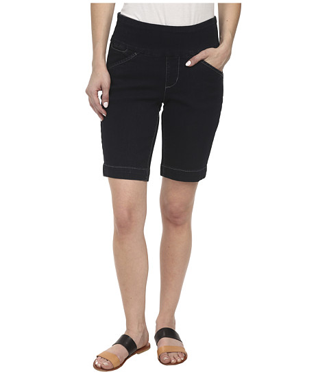 Jag Jeans Petite - Petite Ainsley Pull-On Classic Fit Bermuda in After Midnight (After Midnight) Women's Shorts
