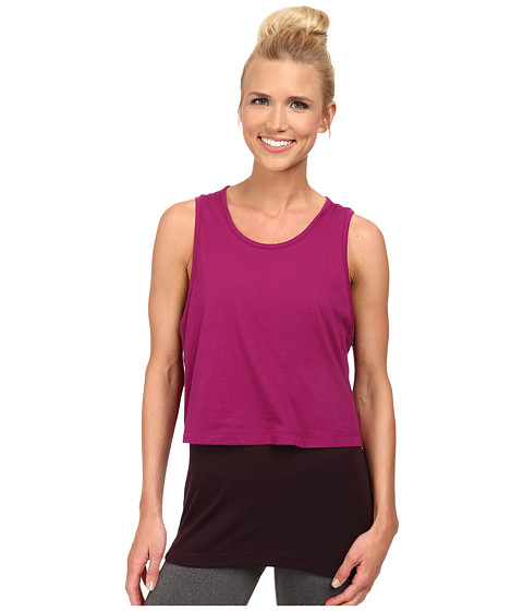 Champion - Layered Tank (Venture Pink) Women