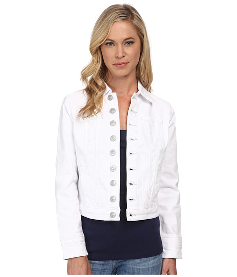 Jag Jeans Petite - Petite Savannah Ted Jacket in White (White) Women