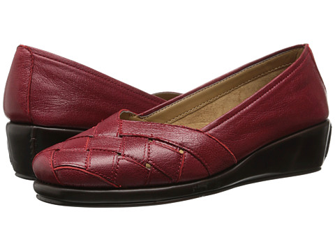 Aerosoles - Stunning (Red Leather) Women
