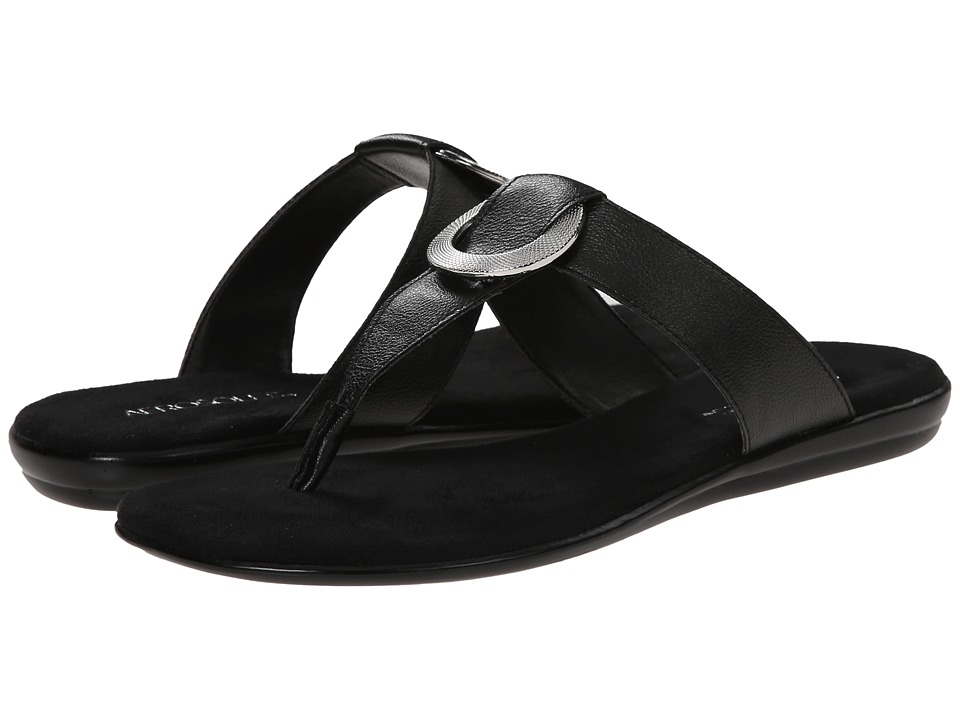 A2 by Aerosoles - Supper Chlub (Black) Women's Sandals