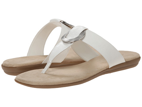Aerosoles - Supper Chlub (White) Women's Sandals