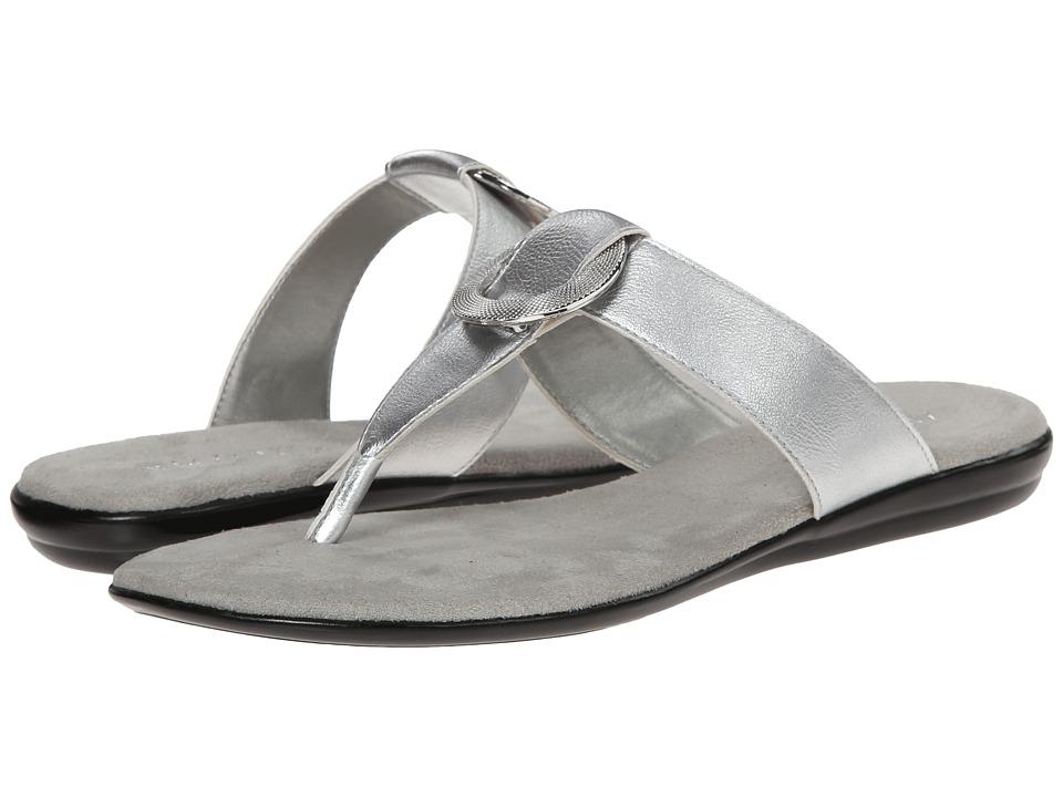 Aerosoles - Supper Chlub (Silver) Women