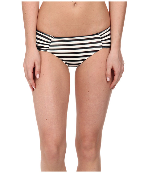 Billabong - Ninety Mile Capri Bottom (Black) Women's Swimwear