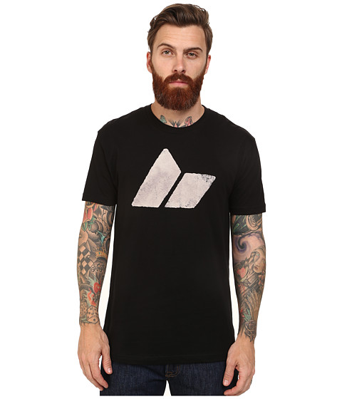 Macbeth - Classic Logo Tee (Black) Men's T Shirt