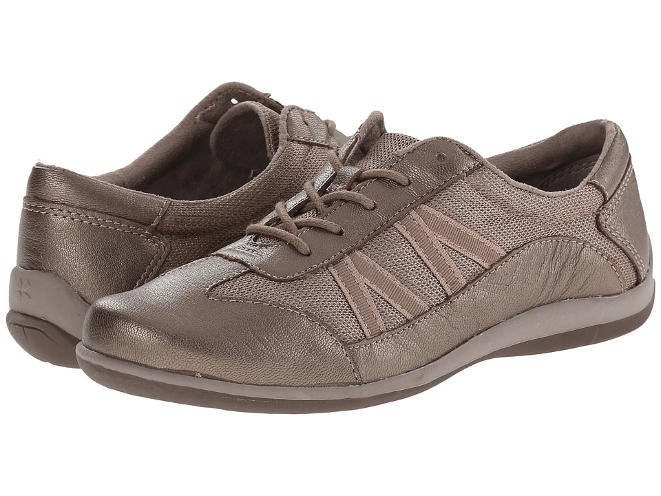 Naturalizer - Defoe (Nickel Alloy Metallic Leather/Mesh) Women