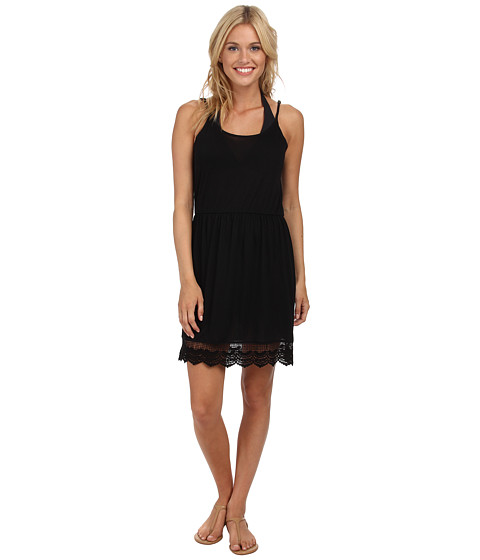 O'Neill - Ashley Cover-Up (Black) Women's Swimwear