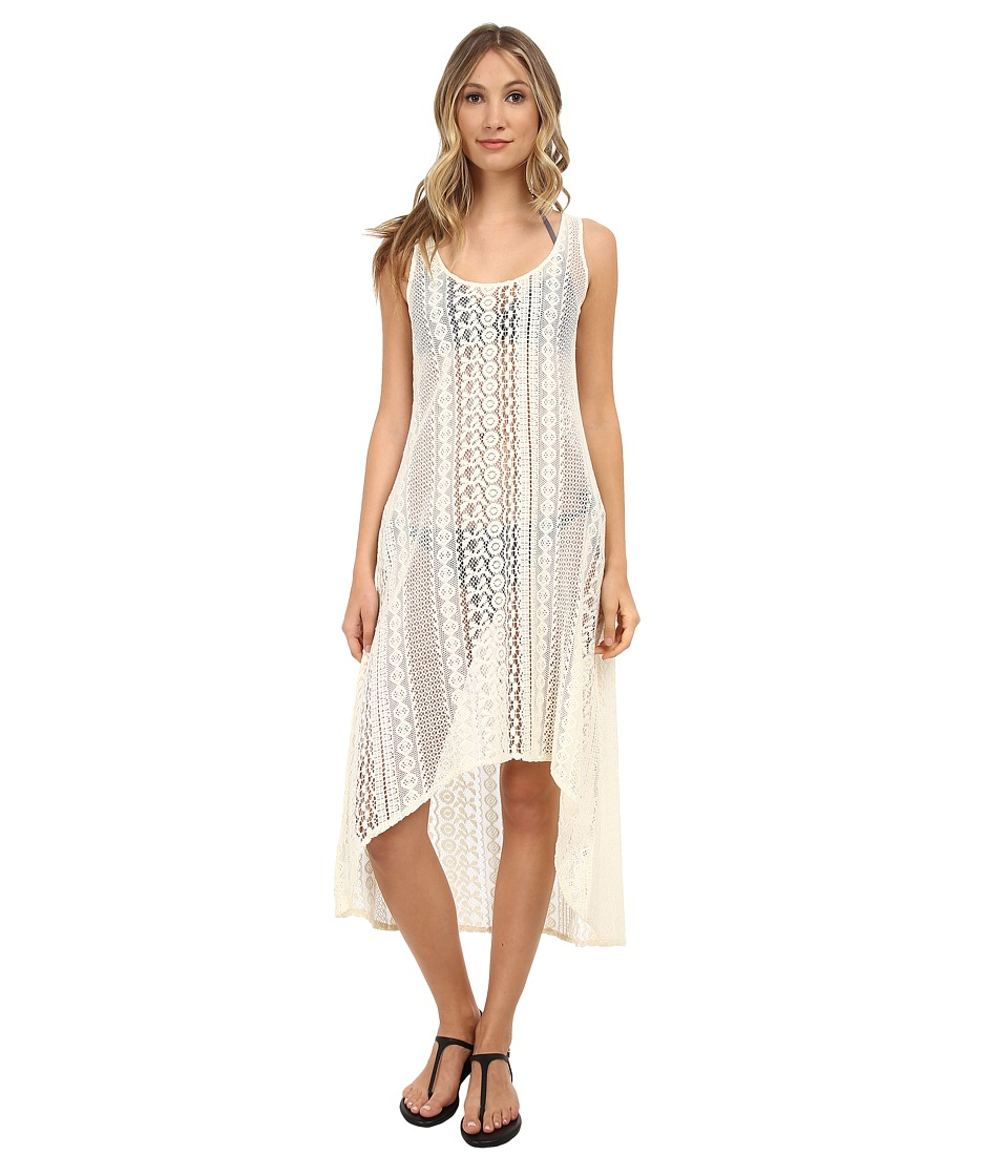 O'Neill - Peyton Cover-Up (Cream) Women's Swimwear