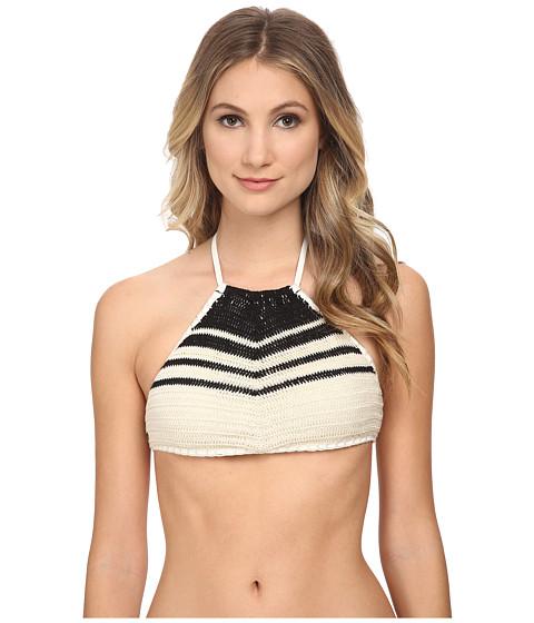 Billabong - Rena Crochet Playuela Top (Seashell) Women's Swimwear