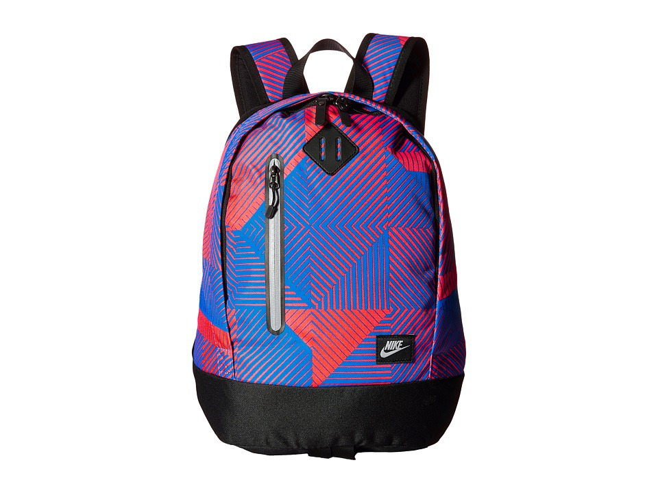 Nike - Young Athletes Cheyenne Backpack (Photo Blue/Black/Matte Silver) Backpack Bags