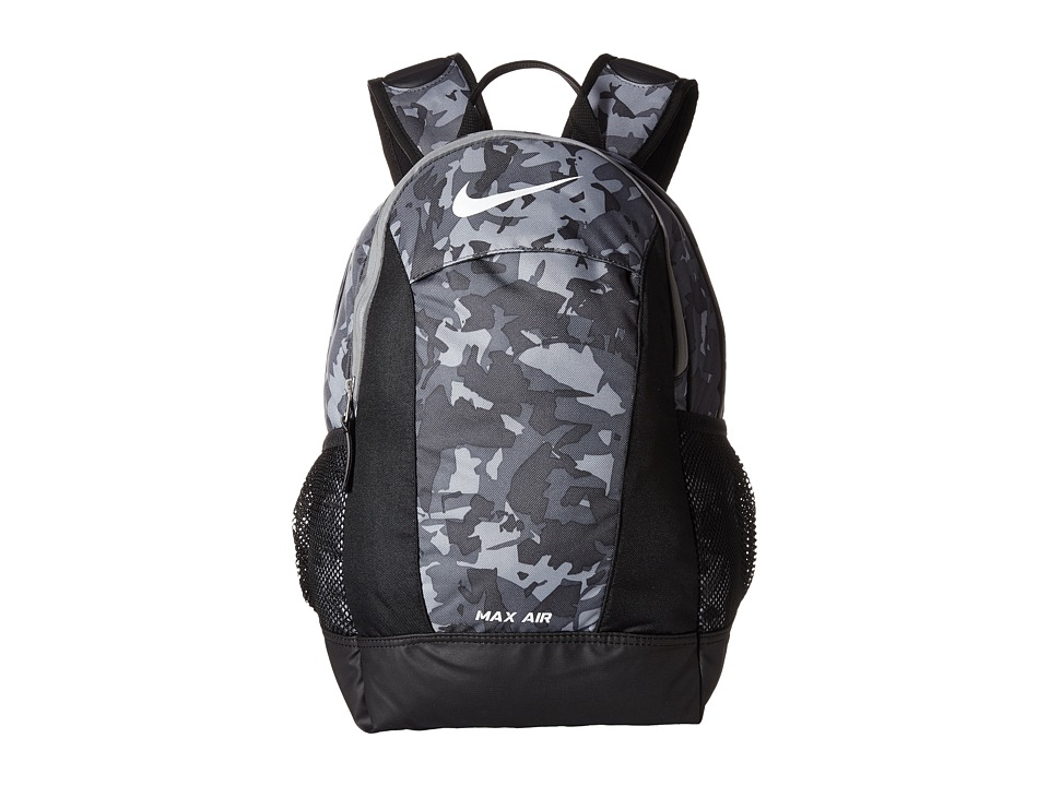 Nike - Young Athletes Max Air Small Backpack (Cool Grey/Black/White) Backpack Bags