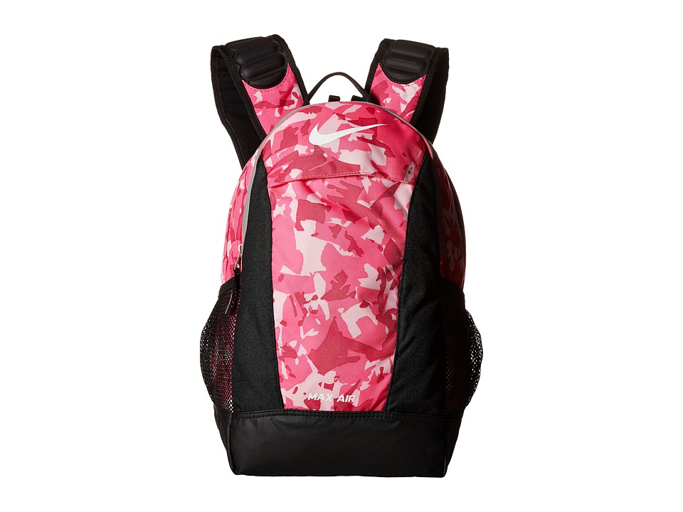 Nike - Young Athletes Max Air Small Backpack (Pink Pow/Black/White) Backpack Bags