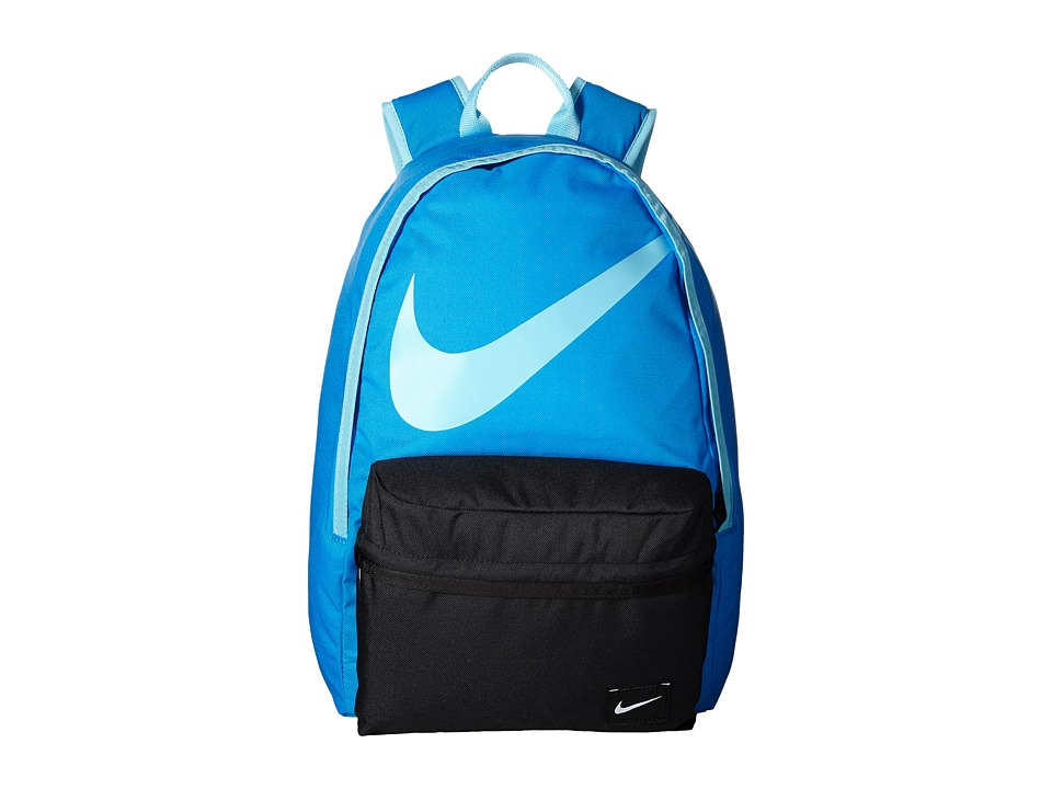 Nike - Young Athletes Halfday BTS Backpack (Photo Blue/Black/Black) Backpack Bags