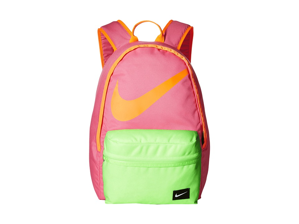 Nike - Young Athletes Halfday BTS Backpack (Pinksicle/Ghost Green/Ghost Green) Backpack Bags