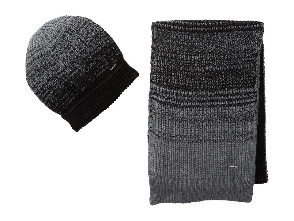 Diesel - 00SGHY 0KAHE Komet-Pack Hat (Black) Caps