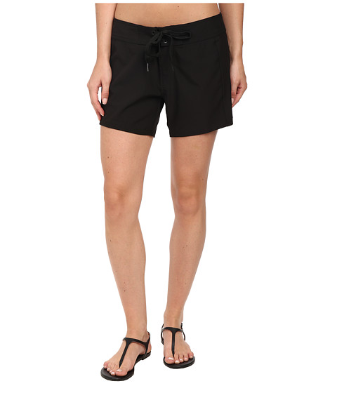 Billabong - Malta Island Boardie Cover-Up Short (Black) Women