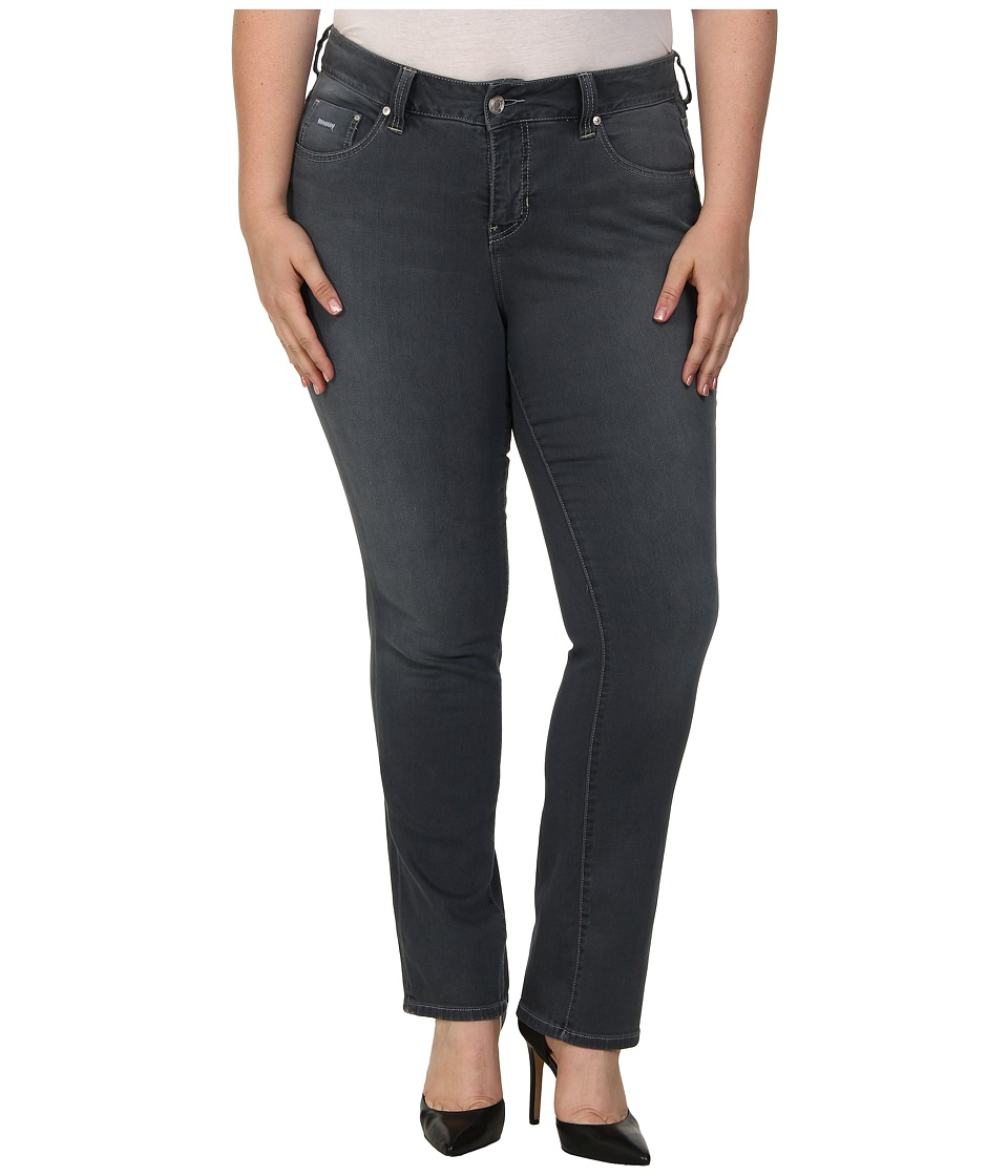 Jag Jeans Plus Size - Plus Size Jackson Straight Leg in Britain Blue (Britain Blue) Women's Jeans plus size,  plus size fashion plus size appare