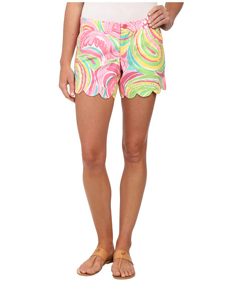 Lilly Pulitzer - Buttercup Short (Multi All Nighter) Women's Shorts