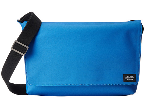 Jack Spade - Site Messenger (Cobalt Blue) Messenger Bags