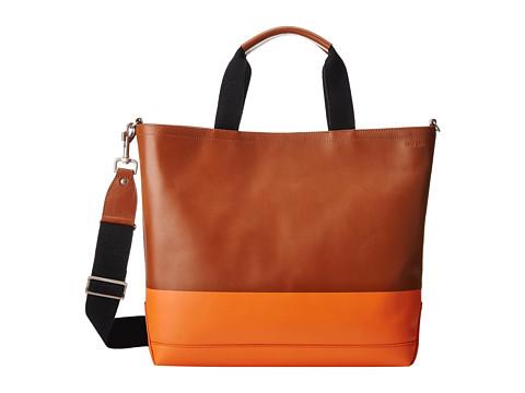 Jack Spade - Tote (Tobacco/Orange) Tote Handbags