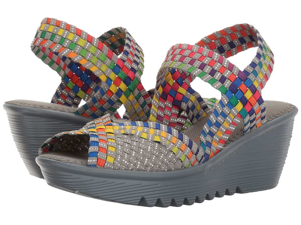 bernie mev. - Fame (Multi) Women's Sandals