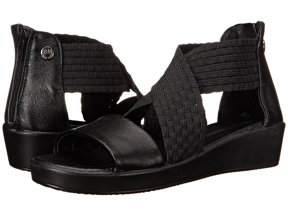 bernie mev. - Laura (Black) Women's Sandals