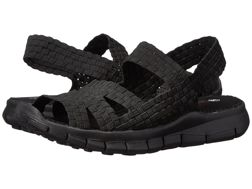 bernie mev. - Cindy (Black) Women's Sandals