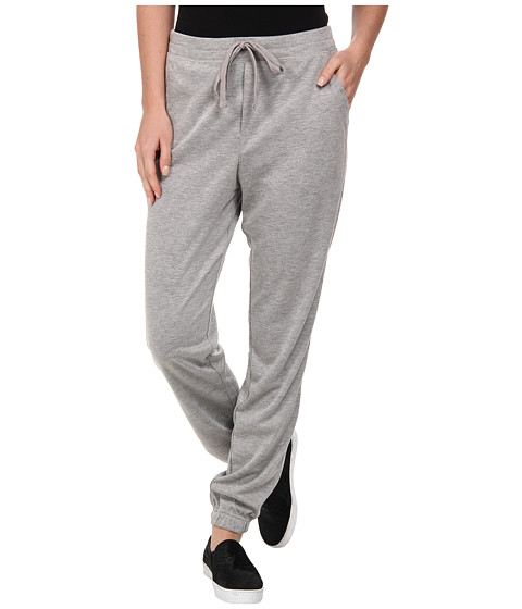HUE - Chill Jersey Leggings (Medium Heather Grey) Women's Casual Pants