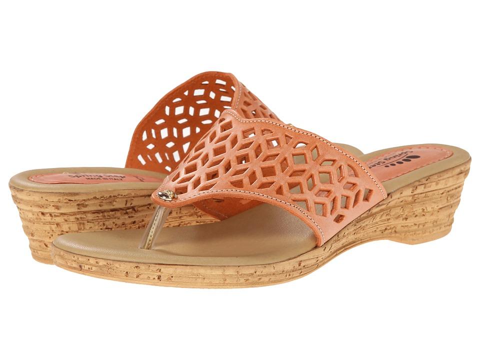 Spring Step - Amerena (Orange) Women's Shoes