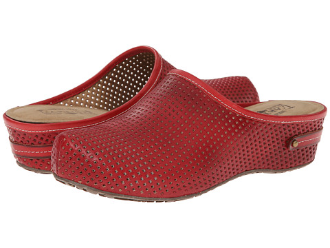 Spring Step - Luisa (Red) Women's Shoes