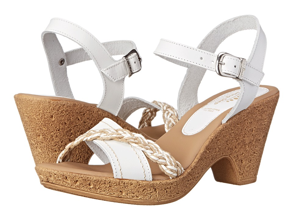 Spring Step Bliss (White) Women