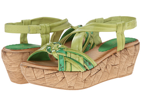 Spring Step - Jaques (Green) Women