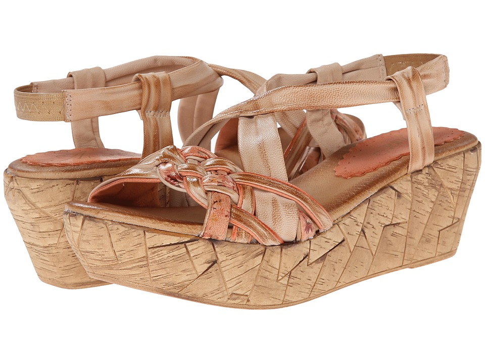 Spring Step - Jaques (Tan) Women's Shoes