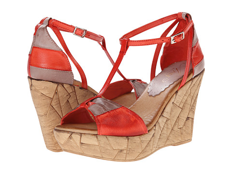 Spring Step - Immix (Red) Women's Shoes