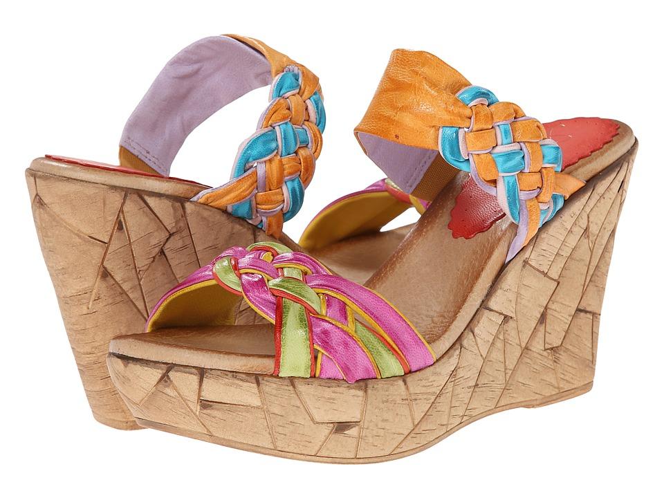 Spring Step - Mania (Fuchsia) Women