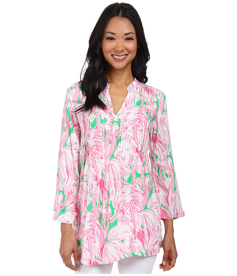 Lilly Pulitzer - Sarasota Tunic (Prep Green Pink Colony) Women